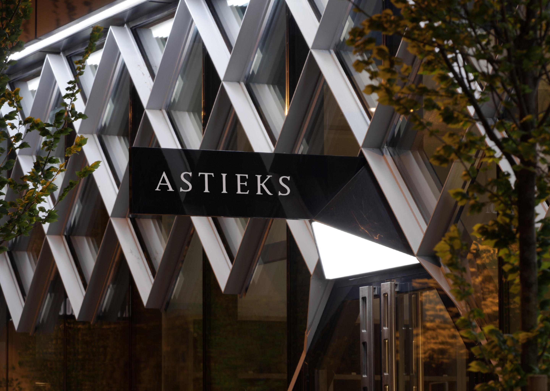 Astieks Logotype