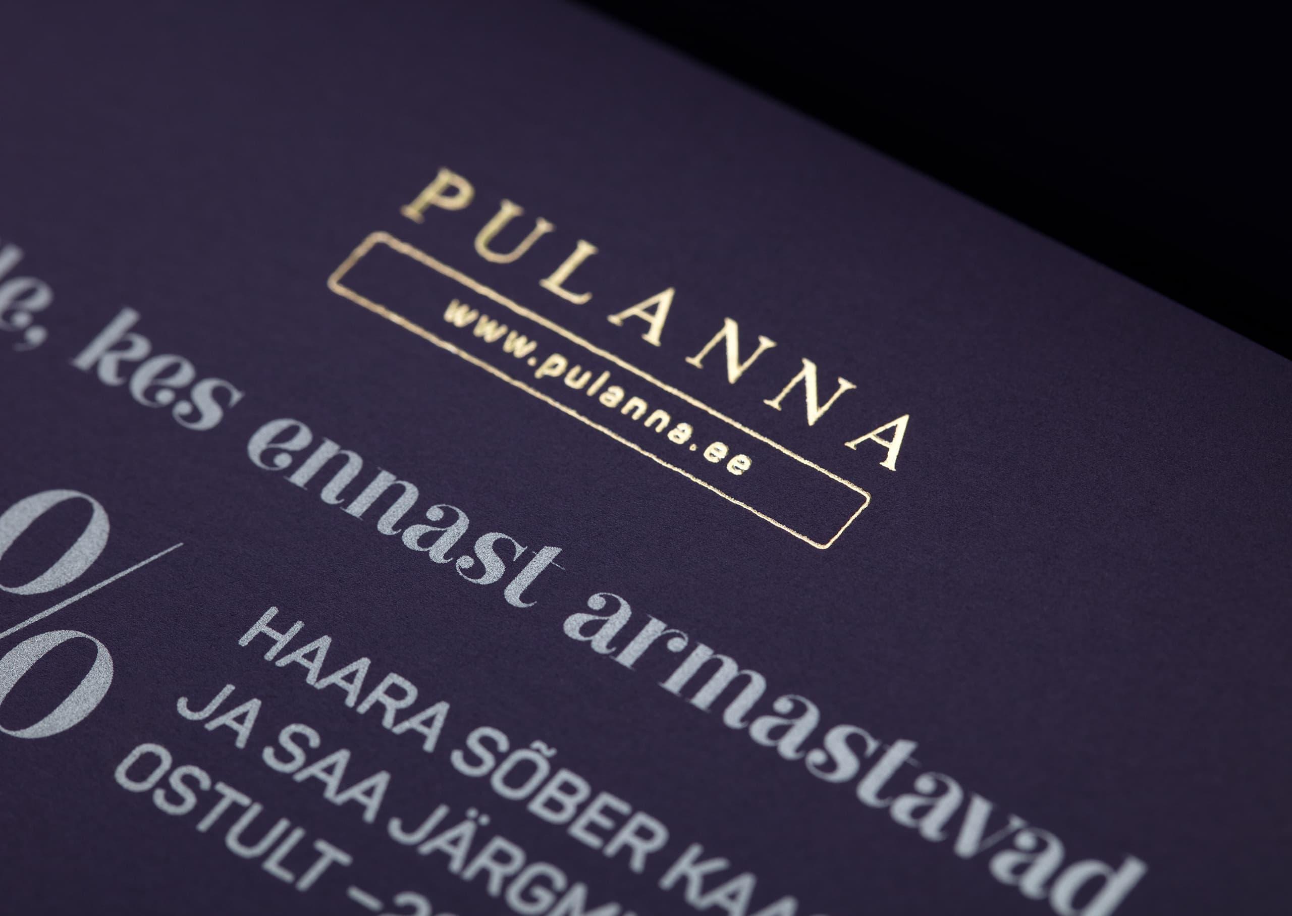 Pulanna Print Materials